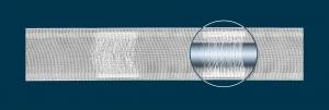 TZ19 ширина: 5 cм; лента с петлями на карниз; количество метров в рулоне: 50